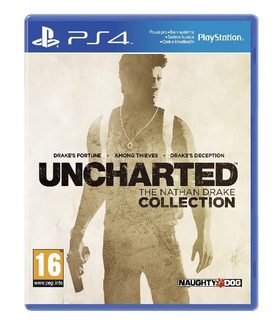 Obrázok SONY - PS4 Uncharted: The Nathan Drake Collection HITS