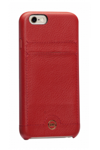 Obrázok pre SENA Cases Isa Snap On Wallet iPhone 6 / 6s Plus Red