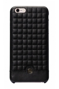 Obrázok pre SENA Cases Isa Quilted Snap On iPhone 6 / 6s Black