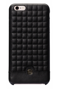 Obrázok pre SENA Cases Isa Quilted Snap On iPhone 6 / 6s Plus Black