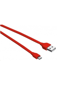 Obrázok pre TRUST Flat Kabel Micro-USB Cable 1m - red