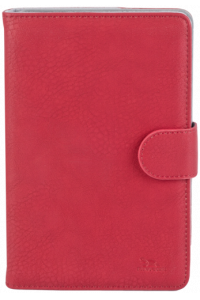 Obrázok pre Rivacase 3017 Tablet Case 10,1 Red PU leather Universal