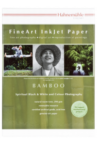 Obrázok pre Hahnemühle Bamboo A 4 290 g, 25 Sheet, natural white
