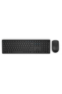Obrázok pre Dell Wireless Keyboard and Mouse-KM636 - Czech (QWERTZ) - Black