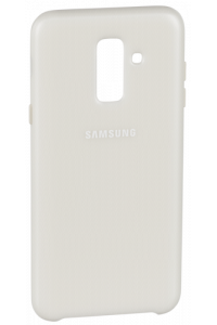 Obrázok pre Samsung Dual Layer Cover for Galaxy A6 Plus 2018 gold
