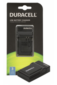Obrázok pre Duracell Charger with USB Cable for DRNEL14/EN-EL14