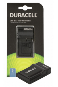 Obrázok pre Duracell Charger with USB Cable for DRSBX1/NP-BX1