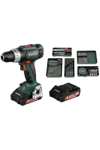 Obrázok pre Metabo BS 18 Cordless Drill Driver incl. 2 battery and case
