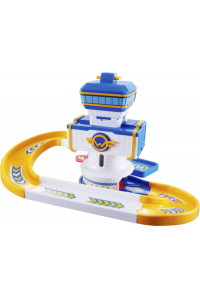 Obrázok pre Super Wings Runway Connected Tower Set