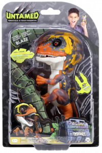 Obrázok pre WowWee Fingerlings Dino Baby Velociraptor color assorted