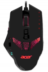 Obrázok pre ACER NITRO GAMING MOUSE - max. 4000dpi, 8 progr. buttons, 4 color backlight, acceleration 20g, wired (Retail pack