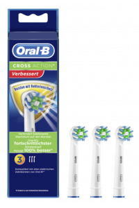 Obrázok pre Braun Oral-B Toothbrush heads Cross Action 3-Pack