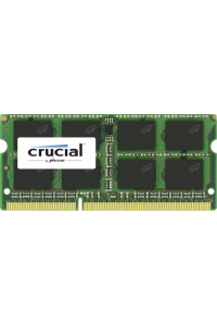 Obrázok pre Crucial 8GB DDR3 1333 MT/s CL9 PC3-10600 SODIMM 204pin for Mac