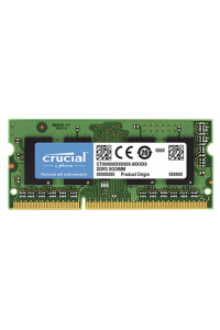 Obrázok pre Crucial 2GB DDR3 1066 MT/s CL7 PC3-8500 SODIMM 204pin for Mac