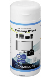 Obrázok pre Camgloss Cleaning Wipes 100pcs TFT/LCD
