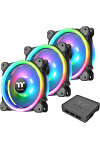 Obrázok pre Thermaltake Case Fans Riing Trio 14 RGB 3 Pack