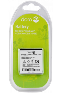 Obrázok pre Doro Replacement battery for 4xx/605/609/610/612/613/631/632