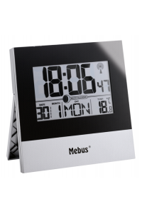 Obrázok pre Mebus 41787 Radio controlled Wall Clock