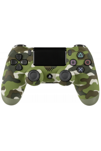 Obrázok pre Sony Playstation PS4 Controller Dual Shock wireless green camo