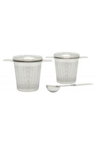Obrázok pre Bredemeijer Two tea filters with measuring spoon 191003