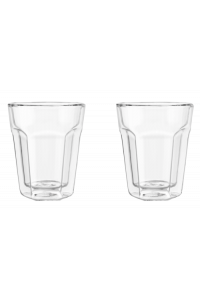 Obrázok pre Leopold Vienna Double walled glass Coffee, set of 2 LV01515