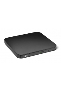 Obrázok pre HITACHI LG - externí mechanika DVD-W/CD-RW/DVD±R/±RW/RAM/M-DISC GP90NB70, Ultra Slim, Black, box+SW