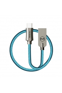 Obrázok pre Mcdodo Knight Series USB AM To Type-C Data Cable (1 m) Blue