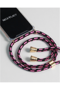 Obrázok pre NECKLACY Necklace Case for iPhone Xs Max Pink Infusion