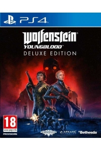 Obrázok pre PS4 hra WOLFENSTEIN YOUNGBLOOD DELUXE EDITION