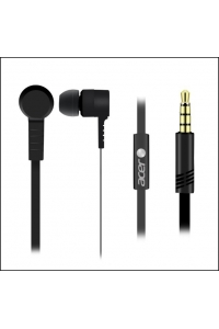 Obrázok pre Acer In-Ear Headphones Black - Speaker O10mm, Sensitivity: 93db±5db, Frequency Response: 20Hz – 20KHz
