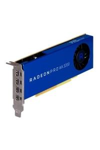 Obrázok pre AMD Radeon Pro WX 3200 4GB (4)mDP GFX, w/2 mDP-to-DP adapters included
