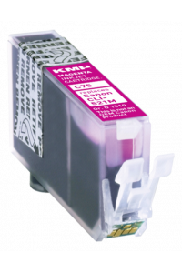 Obrázok pre KMP C75 ink cartridge magenta compatible with Canon CLI-521 M