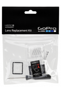 Obrázok pre GoPro Lens Replacment Kit BacPac Compatible Housing ALNRK-301