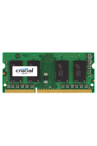 Obrázok pre Crucial 4GB DDR3 1866 MT/s CL11 PC3-14900 204pin single ranked