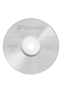 Obrázok pre 1x10 Verbatim CD-R 80 / 700MB Audio Color Live it Jewel Case