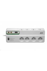 Obrázok pre APC Performance SurgeArrest 8 outlets with Phone & Coax Protection 230V France, 3m