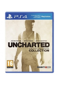 Obrázok pre SONY PS4 hra Uncharted Collection/EAS