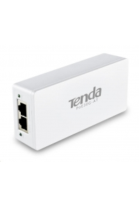 Obrázok pre Tenda PoE30G-AT Gigabit Ethernet Power Injector, 30W, 802.3at, 802.3af,48V,PD Autodet.