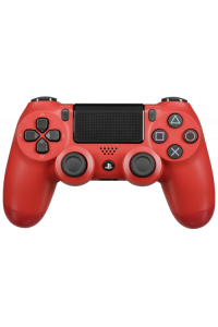 Obrázok pre Sony Playstation PS4 Controller Dual Shock wireless red V2