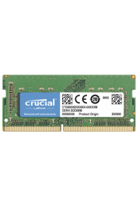 Obrázok pre Crucial 16GB DDR4 2400 MT/s CL17 PC4-19200 SODIMM 260pin for Mac
