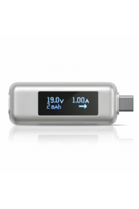 Obrázok pre Satechi Type-C Power Meter Tester for USB-C Devices silver