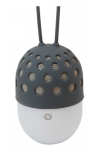 Obrázok pre Conceptronic Wireless waterproof Bluetooth LED Speaker grey