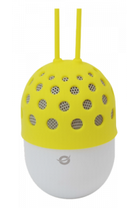 Obrázok pre Conceptronic Wireless waterproof Bluetooth LED Speaker yellow