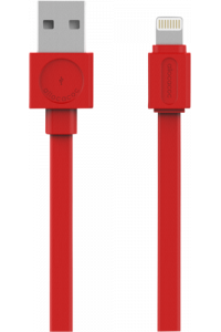 Obrázok pre allocacoc USB Cable Lightning red
