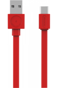 Obrázok pre allocacoc USB Cable USB-C red