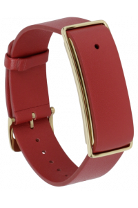 Obrázok pre HUAWEI Color Band A1 Leather Armband red