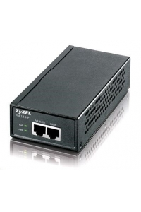 Obrázok pre Zyxel PoE12-HP PoE+ Single-port Power over Ethernet Injector, 802.3at (30W)