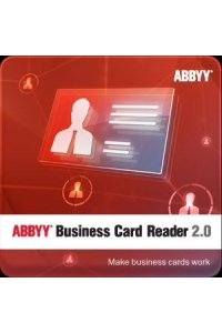 Obrázok pre ABBYY Business Card Reader 2.0 (for Windows)/ESD