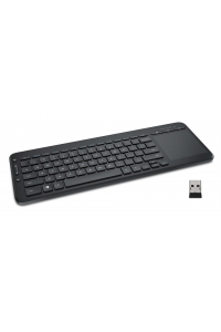 Obrázok pre Microsoft All-in-One Media Keyboard Wireless,CZ&SK