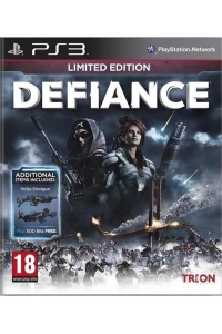 Obrázok pre PS3 -  Defiance Limited Edition